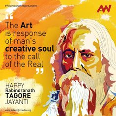 Clouds come floating into our life to not just carry rain or usher storm, but to add color to our sunset sky. Happy Rabindranath Tagore Jayanti!  #Rabindranathtagorejayanti #thinkpositive #workhard #definegoals #strategies #adworthmedia Rabindranath Tagore, Sunset Sky, No Response, Rain, Clouds, Events, Creative, Happy, Movie Posters