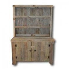 Barn Wood Hutch