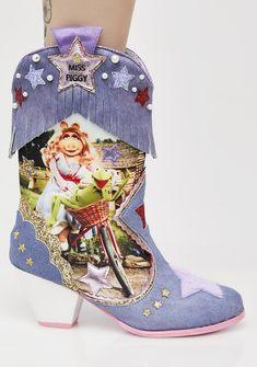 Irregular Choice She's Hip He's Hop Boots