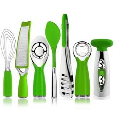 7 Piece Tool Set Chrome Green, now featured on Fab.