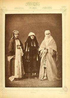 Les costumes populaires de la Turquie en 1873 - Partie 1 - Planche 022  http://en.wikipedia.org/wiki/Ottoman_clothing
