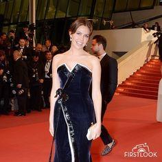 Dasha Zhukova   Cannes the Nice Guys premiere