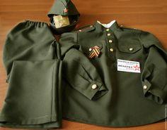 Купить Военная форма для детей - хаки, армейская форма, одежда для мальчиков, одежда для девочек