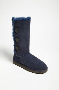 UGG® Australia 'Bailey Button Triplet' Boot (Women) available at #Nordstrom