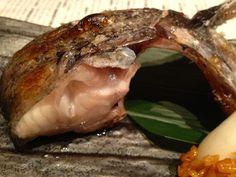 真鯛のかま焼き