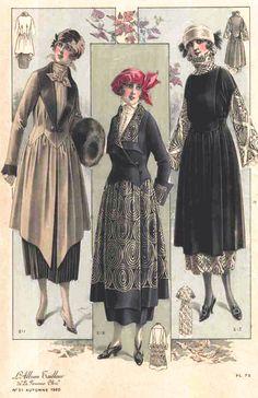 Les années folles ... 1920                                                                                                                                                                                 Plus