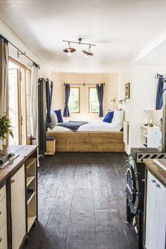 The Best Tiny House Interiors Plans We Could Actually Live In 48 Ideas