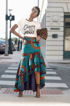 Street style fashion 444237950741268589 - I've never been embarrassed about where I'm from. I grew up in Prichard, AL, not quite the suburb of Mobile, AL. Prichard was and still is considered the ghetto or hood by most people. Primarily du… Source by Boho Outfits, Skirt Outfits, Cute Outfits, Fashion Outfits, Womens Fashion, Fashion Ideas, Fashion Styles, Fashion Trends, Spring Dresses Casual