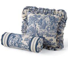 pierre deux pillows