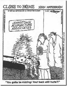 acupuncture funnies - Google Search