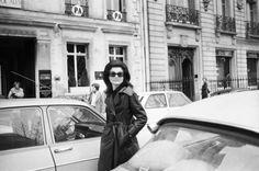 Jackie O, Paris, 1975.