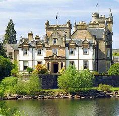 Cameron House, Loch Lomond...I have very fond memories of this place.