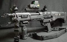 DP-12 with Stiletto chokes and other accessories.  Order yours with the works packages we offer.  Call for more information.