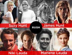 Whoever did the casting for Rush did a damn fine job.
