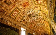 Some of the most spectacular art in Italy can be found in the Vatican Museums. Rest up before you visit, there's a lot of ground to cover, including the Sistine Chapel, Raphael Room and more.