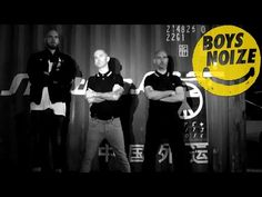 Boys Noize - Overthrow (Official Video) - YouTube