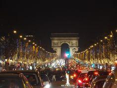 Christmas at Champs Elysees, Paris