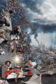 And here comes the end of the world...  2012 by Alexander Corvus (http://500px.com/thaess)