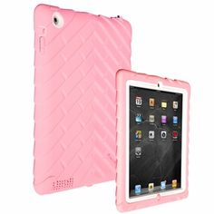 Gumdrop Drop Tech Series Case for iPad 2 (in pink, of course!) Someone buy this for me??