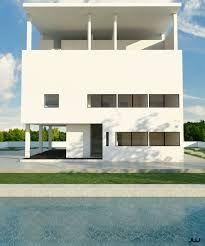 Resultado de imagen de Le Corbusier- Villa Baizeau at Carthage