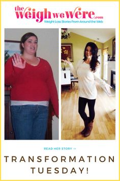 Read her Transformation Tuesday success story and non-scale victories! Before and after fitness motivation and beginner tips from women who hit their weight loss goals and got THAT BODY with training and meal prep. Learn their workout tips get inspiration! | TheWeighWeWere.com