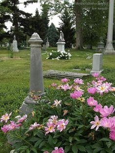 #TFSPhotos- (1/2)- The Spring Grove Cemetery, Cincinnati, Ohio (c) The Funeral Source, photo: Ken Naegele #CemeteryPhotos