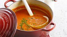 Soep van geroosterde paprika's | VTM Koken
