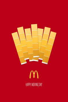 McDonald's Print Ad - Fries