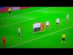 Skrót meczu POLSKA - NIEMCY (0-0) EURO 2016