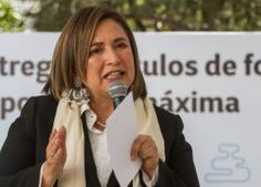 Denuncia Josefina Vázquez Mota uso de la fuerza y de las instituciones por parte del PRI en contra de su campaña