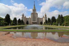 L'Université d'Etat de Moscou Lomonossov #instantVDS16