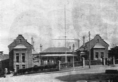 Balmain 1860-1910 Municipal Jubilee: Old Cottage Hospital, Booth Street, Balmain