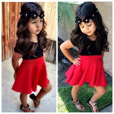 Little divas fashion