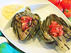 Looking for the best recipe for roasted artichokes? With roasted garlic mayonnaise and delicious tomato relish on the side, Claim Jumper takes the prize, Fire Roasted Artichoke Recipe, Artichoke Recipes, Roasted Artichokes, Roasted Garlic, Big Mac Sauce Recipe Copycat, Copycat Recipes, Skinny Mom, Skinny Meals, 400 Calorie Dinner