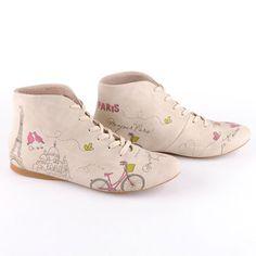 Paris Ankle Boots byDOGO
