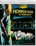Horror House on Highway Five [Blu-Ray/DVD] [2 Discs] [Blu-ray/DVD] [1986], 32678291