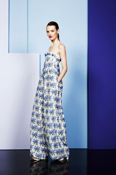Cacharel Spring 2014 Ready-to-Wear Fashion Show