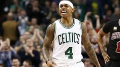 Isaiah Thomas officially is an All-Star. The Boston Celtics' 5-foot-9 spark-plug point guard had his wish granted Thursday, as NBA coaches voted Thomas among the seven Eastern Conference reserves h...