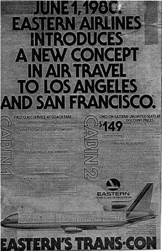 Eastern Airlines - Newsday (05-XX-1980)