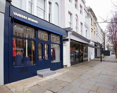 Vanessa Seward has laid a solid foundation for global expansion with the premier shop in the United Kingdom. The designer debuted her London store at 42 Ledbury Road, Notting Hill. The retail unit measures a compact 461 square feet but features incorporates the full range of design codes as laid down by French architect Laurent Deroo.  #VanessaSeward #London #thelocationgroup #shopopening #storeopening #elocations
