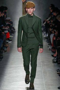 Bottega Veneta Fall 2014 Menswear - Collection - Gallery - Look 1 - Style.com