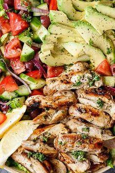 55 Keto Dinner Recipe Ideas to Try Tonight #purewow #dinner #wellness #meat #food #recipe #ketogenic