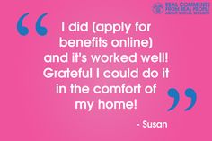 #RealQuotes from #RealPeople (like Susan) in our social media  #community www.socialsecurity.gov/onlineservices