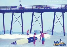 Getting Stoked with the Locals: A Fresh Look at Surfing in Hampton Roads (and a Little Beyond)