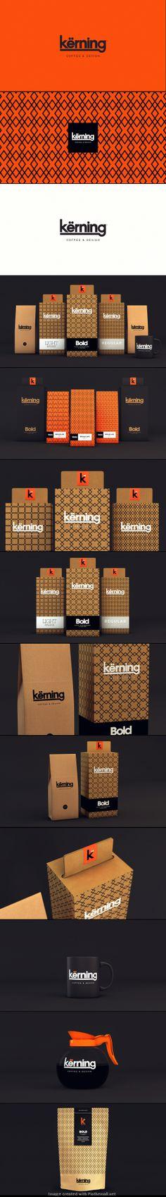 Branding for Kërning by Isabela Rodrigues - Sweety Branding Studio