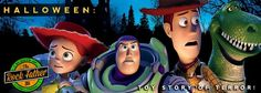 31 Days of Halloween: TOY STORY of TERROR!