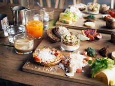 Organic brunch | NEIGHBOURHOOD Copenhagen | 365 days with Ida