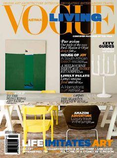 Vogue Living -june-2012