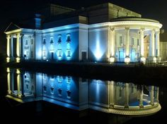 Kalisz, Poland Theatre in my home town