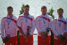 Portugal conclui Europeus de canoagem com prata e bronze